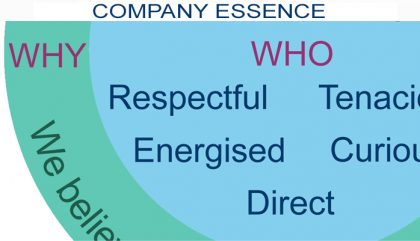 discover your company essence