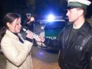 Polizei-Alkoholkontrolle