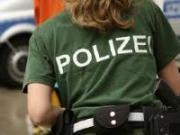Polizeischriftzug