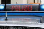 Polizeileuchtschrift