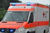 Rettungswagen-Blaulicht
