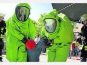 chemiekalienschutzanzug