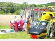 Rettungsdienst-Rettungshubschrauber