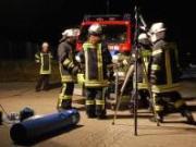 Feuerwehr-Einsatzstelle15