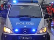 vu polizei-blaulicht