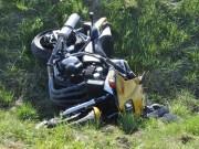 26-04-2012 babenhausen b300 motorradunfall rettungsdienst new-facts-eu