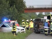 24-05-2012 Verkehrsunfall bab-a7 dettingen feuerwehr-erolzheim new-facts-eu