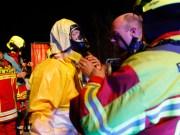 12-04-2013 bab-a8 aichelberg gefahrgutunfall chemieunfall undichtes-fass umwelteinsatz Feuerwehr zwiebler new-facts-eu20130412 titel