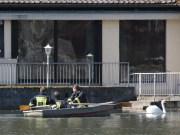 14-04-2014 buxheim weiher schwan-verletzt Feuerwehr-buxheim pöppel new-facts-eu20130414 titel