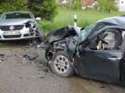 03-06-2013 unterallgäu apfeltrach unfall pkw fünf-verletzte poeppel new-facts-eu20130603 titel