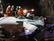 18-01-2014 ravensburg aitrach mooshausen unfall schwerverletzt eingeklemmt poeppel new-facts-eu20140118 titel
