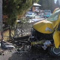 01-02-2014_oberallgau_rubi_dhl-transporter-prallt-gegen-baum_verletzt_liss_new-facts-eu20140201_0001