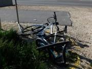 BaWü/Dornstadt PKW/Fahrrad