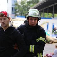 03-08-2014-kempten-allgaeu-katastrophenschutzuebung-feuerwehr-thw-brk-juh-festwoche-groll041