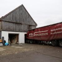 02.12.2014 LKW-in-Haus-Totalschaden-Fahrer-tot-Feuerwehr-Polizei- Rettungsdienst-Halblech-Vollsperrung-Bringezu-New-facts (41)