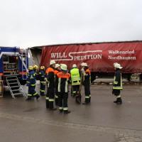 02.12.2014 LKW-in-Haus-Totalschaden-Fahrer-tot-Feuerwehr-Polizei- Rettungsdienst-Halblech-Vollsperrung-Bringezu-New-facts (50)
