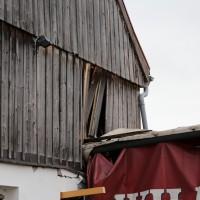02.12.2014 LKW-in-Haus-Totalschaden-Fahrer-tot-Feuerwehr-Polizei- Rettungsdienst-Halblech-Vollsperrung-Bringezu-New-facts (67)