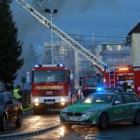 NU-Ludwigsfeld Dachstuhlbrand