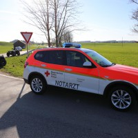 Unfall-VU-B472-Bidingen-Ob-Quad-schwer verletzt-Notarzt-RK2-Rettungshubschrauber-RTW-Bringezu (44)