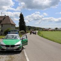 10.05.2015-Ostallgäu-Kaltental-Helmishofen-ST2035-Motorrad-19 jährige-Mauer-ohne Helm-lebensgefährlich-verletzt-Rettungswagen-Rettungshubschrauber-Notarzt-Murnau-Bringezu-Thorsten (2)