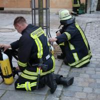 02.06.2015-Kaufbeuren-Brand-Altstadt-Wohnhaus-unbewohnbar-Großeinsatz-Feuerwehr-Rettungsdienst-mehrere Verletzte-New-facts (12)