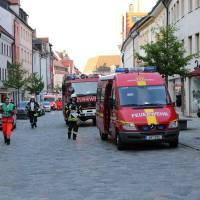 02.06.2015-Kaufbeuren-Brand-Altstadt-Wohnhaus-unbewohnbar-Großeinsatz-Feuerwehr-Rettungsdienst-mehrere Verletzte-New-facts (8)