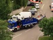 Vermisstensuche Donau Thalfingen