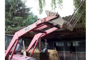 Traktor Mistgabel