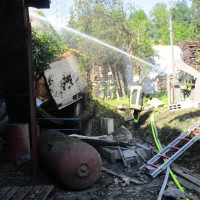Silo-Explosion 25.08.15 Gr++nkraut 013