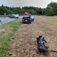 Unfall-ST2055-Alte B12-2 PKW-Rettungsdienst-Polizei-Totalschaden-Kaufbeuren-Germaringen-Bringezu-new-facts (8)