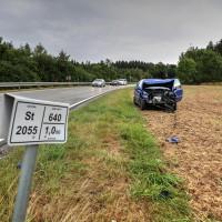 Unfall-ST2055-Alte B12-2 PKW-Rettungsdienst-Polizei-Totalschaden-Kaufbeuren-Germaringen-Bringezu-new-facts (9)
