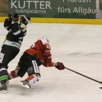 06-11-2015_Memmingen_Eishockey_Randale_Indians_ECDC_Hoechstadt_Polizei_Fuchs_new-facts-eu0020