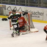 06-11-2015_Memmingen_Eishockey_Randale_Indians_ECDC_Hoechstadt_Polizei_Fuchs_new-facts-eu0022