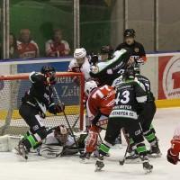 06-11-2015_Memmingen_Eishockey_Randale_Indians_ECDC_Hoechstadt_Polizei_Fuchs_new-facts-eu0029