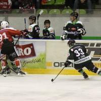 06-11-2015_Memmingen_Eishockey_Randale_Indians_ECDC_Hoechstadt_Polizei_Fuchs_new-facts-eu0056