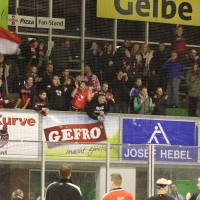 06-11-2015_Memmingen_Eishockey_Randale_Indians_ECDC_Hoechstadt_Polizei_Fuchs_new-facts-eu0091