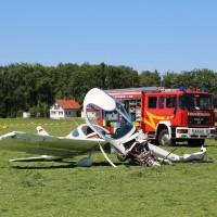 13-08-2016_Oberallgaeu_Durchach_Flugzeug_Unfall_Absturz_Feuerwehr_Poeppel_0022