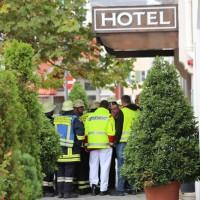 07-10-2016_Memmingen_Hotel_Stadtmitte_Gasgeruch_Raeumung_Feuerwehr_Poeppel_0047