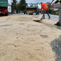 Bellenberg Getreide verloren