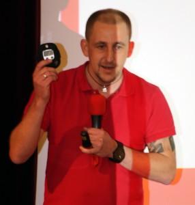 Richard Pyrek - Berufsfeuerwehr Wien (A), Inspektionsrauchfangkehrermeister