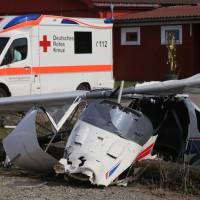 20170402_Ravensburg_Leutkirch_Unterzeil_Flugzeugabsturz_Feuerwehr_Poeppel_0013