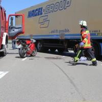 20170517_A7_Auffahrt_Groenenbach_Motorad_Lkw_Feuerwehr_Poeppel_0009