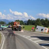20170626_B310_Pfronten_Nesselwang_Unfall_Rettungswagen_Polizei_Poeppel_0001