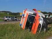 20170626_B310_Pfronten_Nesselwang_Unfall_Rettungswagen_Polizei_Poeppel_0004