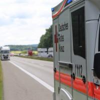 20170628_A96_Aitrach_Memmingen_unfall_Lkw-Pkw-2_Polizei_Poeppel_0009