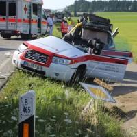 2017-07-19_B465_Leutkirch_Diepoldshofen_Unfall_DRK_Lkw_Feuerwehr_Poeppel-0018