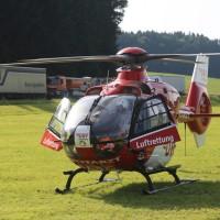 2017-07-19_B465_Leutkirch_Diepoldshofen_Unfall_DRK_Lkw_Feuerwehr_Poeppel-0030