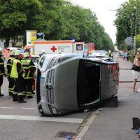 2018-07-07_Memmingen_Branunstasse_Machnigstrasse_Unfall_Feuerwehr_0008