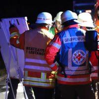 2018-08-27_A96_Leutkirch_Lkw-Unfall_Gefahrgut_Feuerwehr_00033