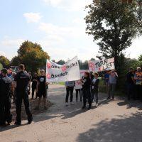 2018-09-15_Guenzburg_Breitenthal_AfD-Wahlveranstaltun_Polizei_00089